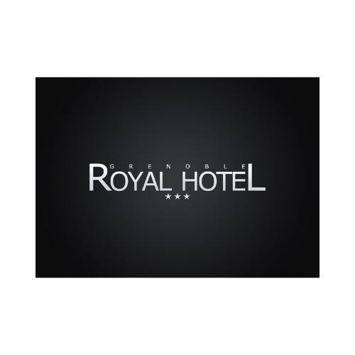 logo Royal Hotel Grenoble