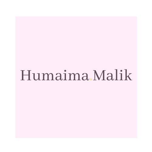 logo Humaima Malik