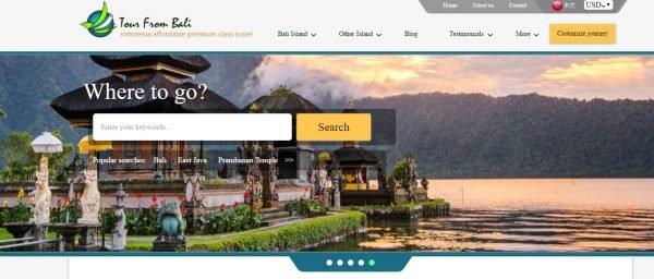 logo Bali Travel Agency